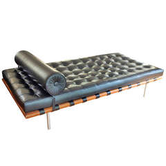 Barcelona Day Bed, Ludwig Mies van Der Rohe for Knoll