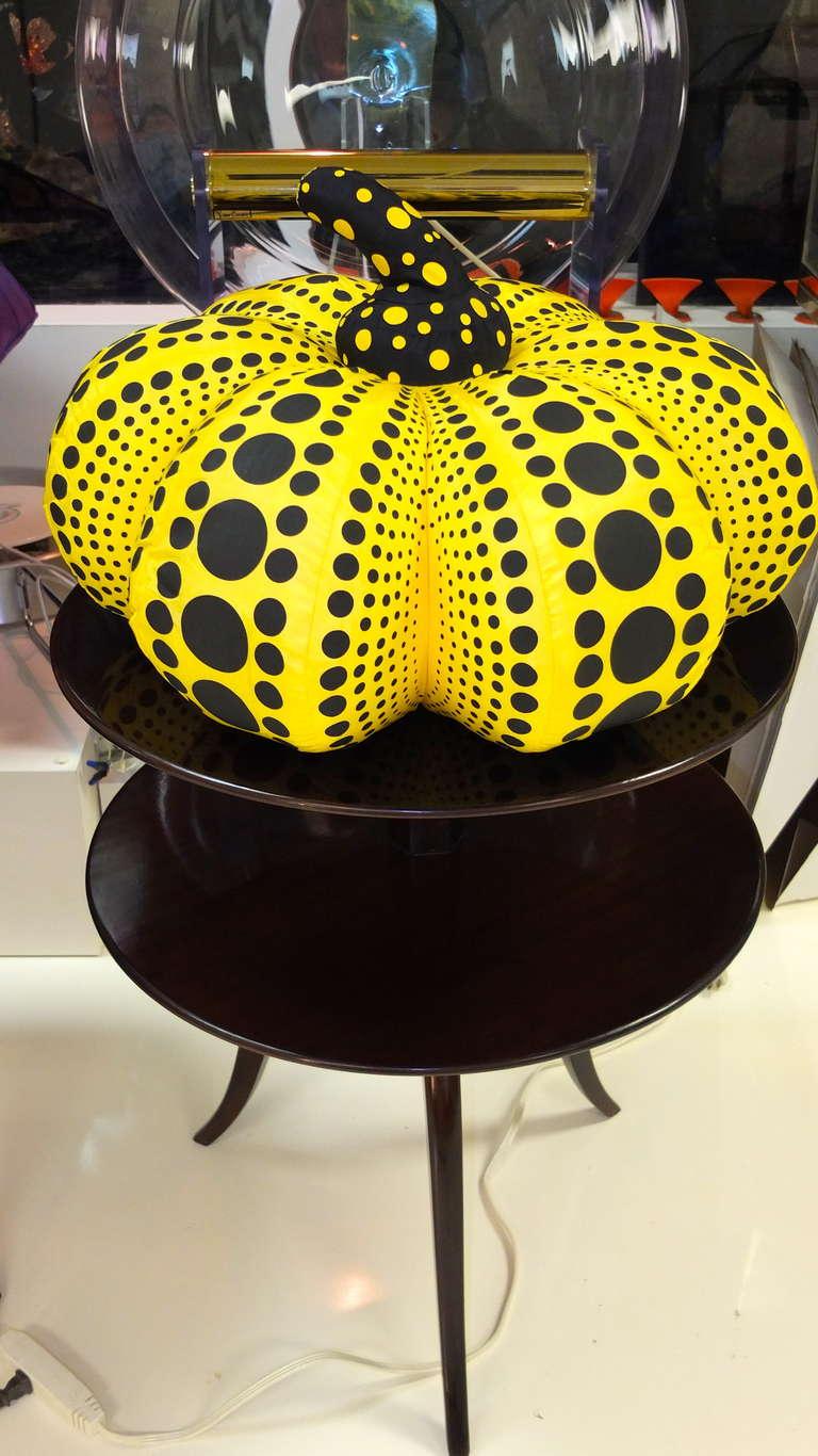 """Yayoi Kusama """"Dots Obsession"""" Stuffed Sculpture 7"""