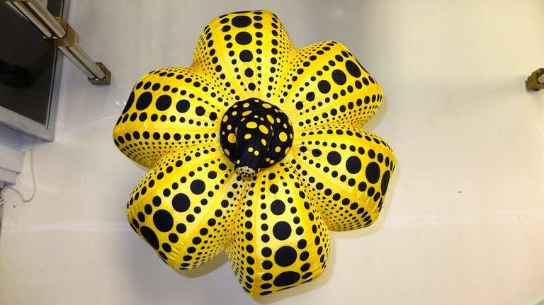 """Yayoi Kusama """"Dots Obsession"""" Stuffed Sculpture 6"""