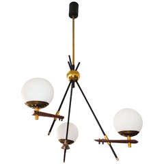 Stilnovo Asymmetric Chandelier