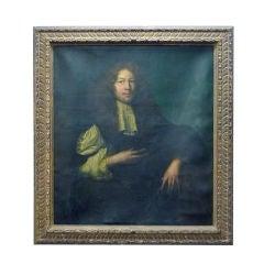 Large Scale Portrait of a Flemish Gentleman