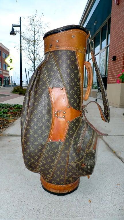 ee30964a8cf2 Vintage Louis Vuitton Golf Bag at 1stdibs