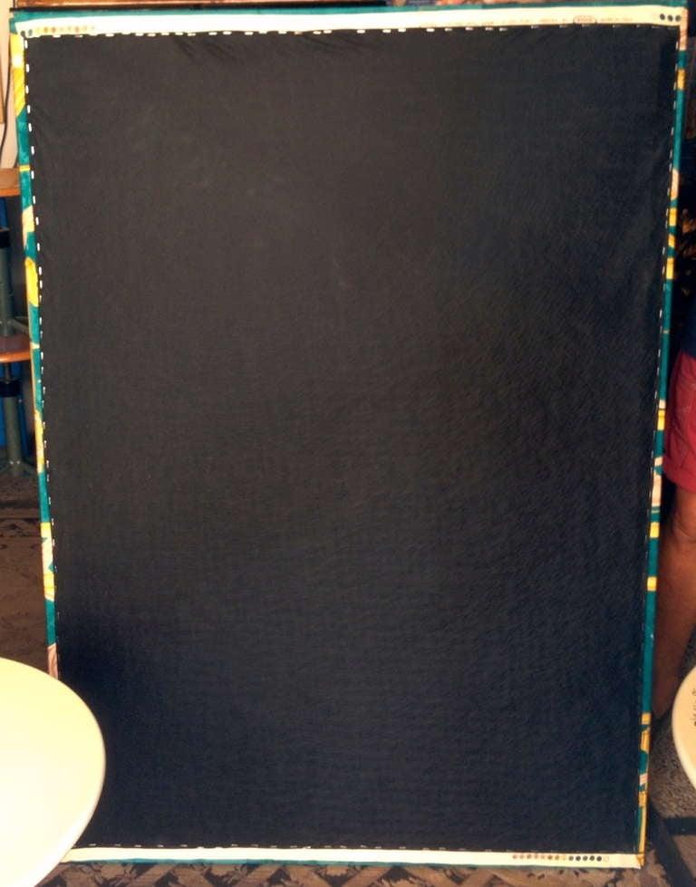 """Gio Ponti's """"La Casa Degli Efebi"""" Fabric Panel by Avigdor 10"""