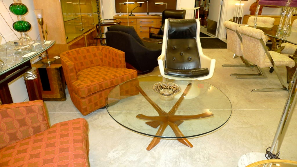 Mid-20th Century Galaxy Lounge Chair For Sale