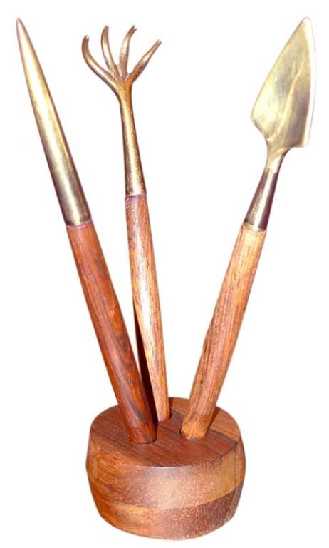danish mid century bonsai gardening tools for sale at 1stdibs