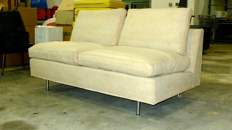 Loveseat Sofa By Ben Thompson Of Design Research For Sale