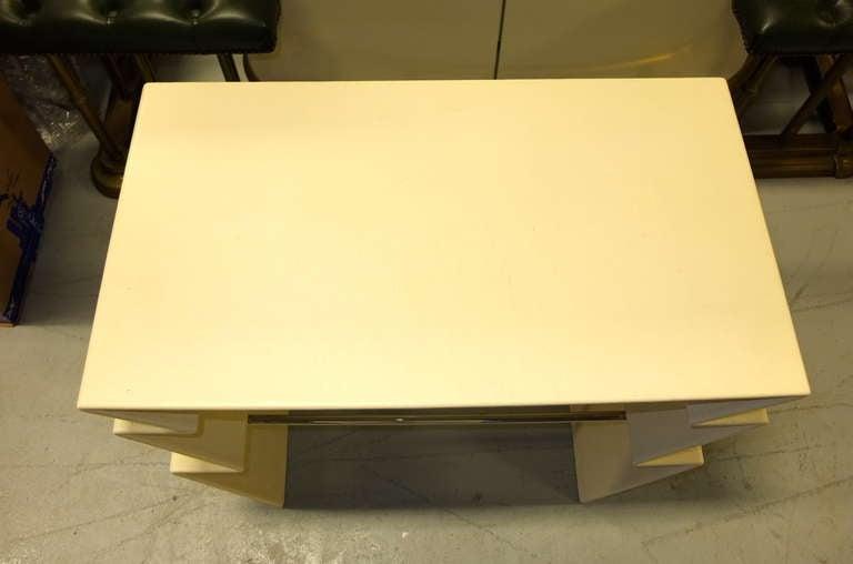 American LeavittWeaver Lighting Table for Randolph & Heine For Sale