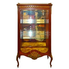 Antique Louis XVI Revival Vitrine