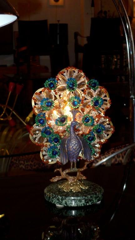 Brass Nightstand Lamps