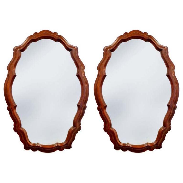 Pair of LaBarge Mirrors