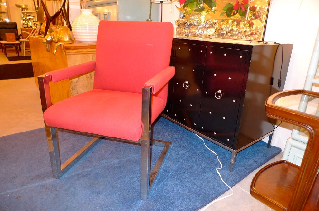 Vintage ralph lauren 39 loft 39 chair at 1stdibs for Ralph lauren office furniture