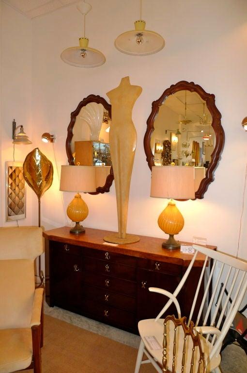 Abstract Mannequin Fiberglass Sculpture For Sale 2
