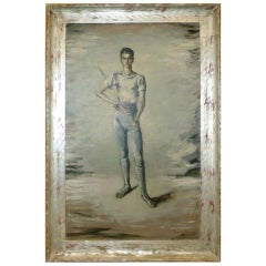 Young Man by Channing Weir Hare (American, 1899-1976)