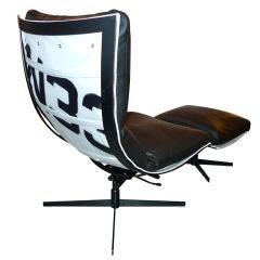 Spinnaker Lounge Chair & Ottoman