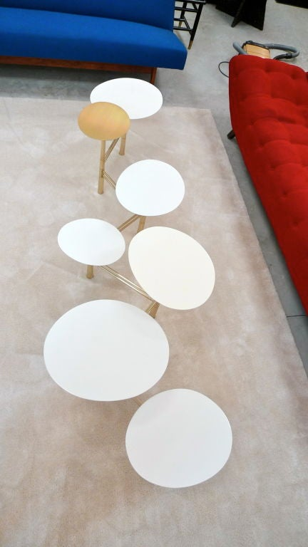 Modern The Pebble Table by Nada Debs (signed) For Sale