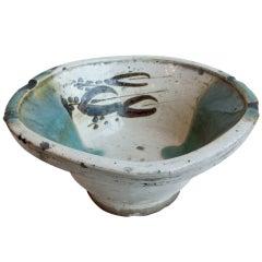 Large Oribe Bowl