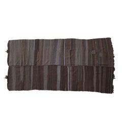 19th Century Turkish Flat-Weave Kilim Rug