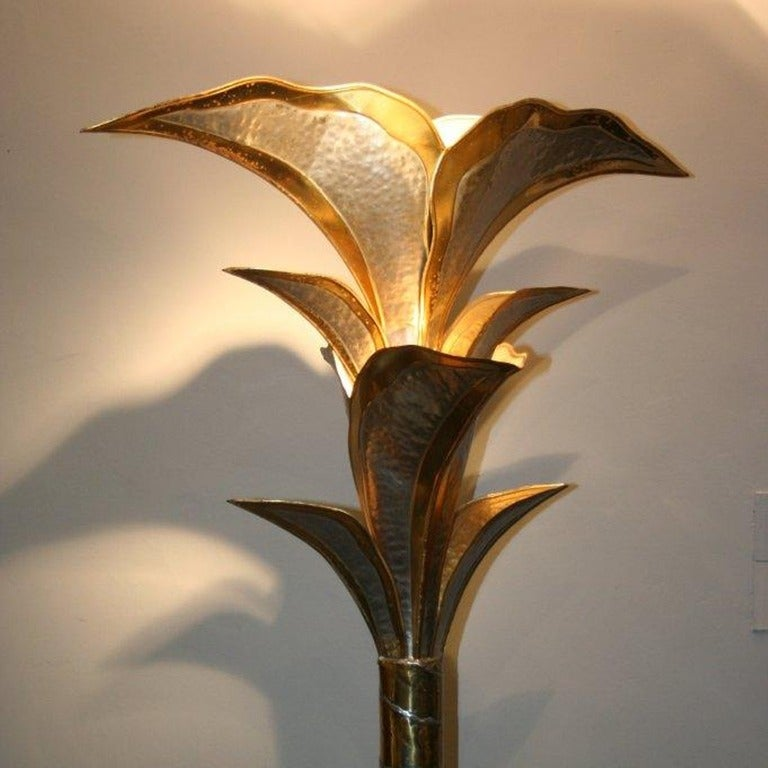 Banana Three floor-lamp st of Duval Brasseur 3