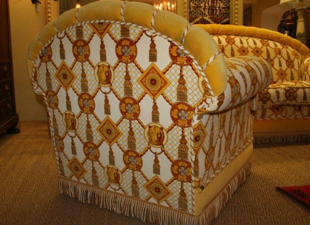 Versace Living Room Set At 1stdibs