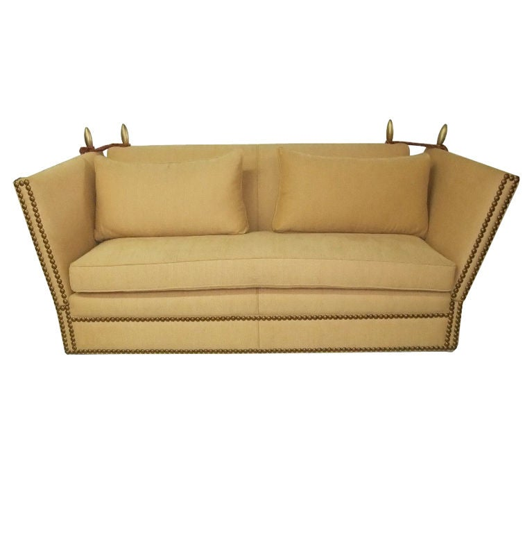 elegant and comfortable sofa for sale at 1stdibs