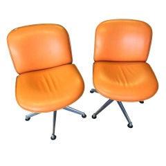Ico Parisi Pair of Chairs