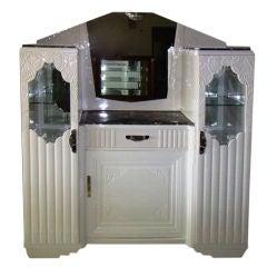 French Dresser Art Deco