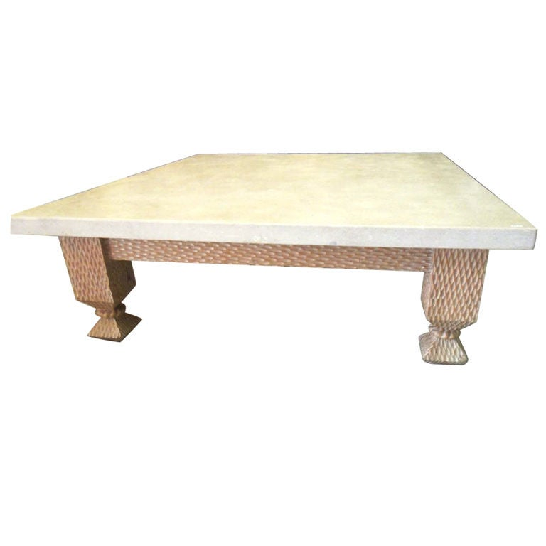 ethnic coffee table at 1stdibs