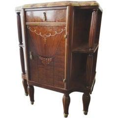ART DECO   Exquisit Small Cabinet
