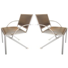WILMOTTE Pair of Chairs
