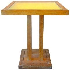 Bistro Table by J. Morabito