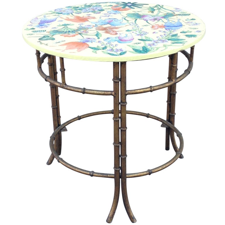 Beautiful Mid 19th century French Chinoiserie Table from  : XXXastor1 from www.1stdibs.com size 768 x 768 jpeg 62kB
