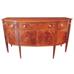 Late 18th Century Virginia Sideboard