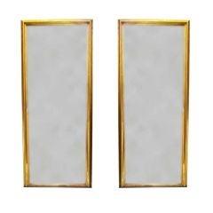 Pair of New York Pier Mirrors
