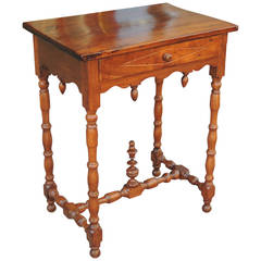 Late 18th C French Provincial Work Table