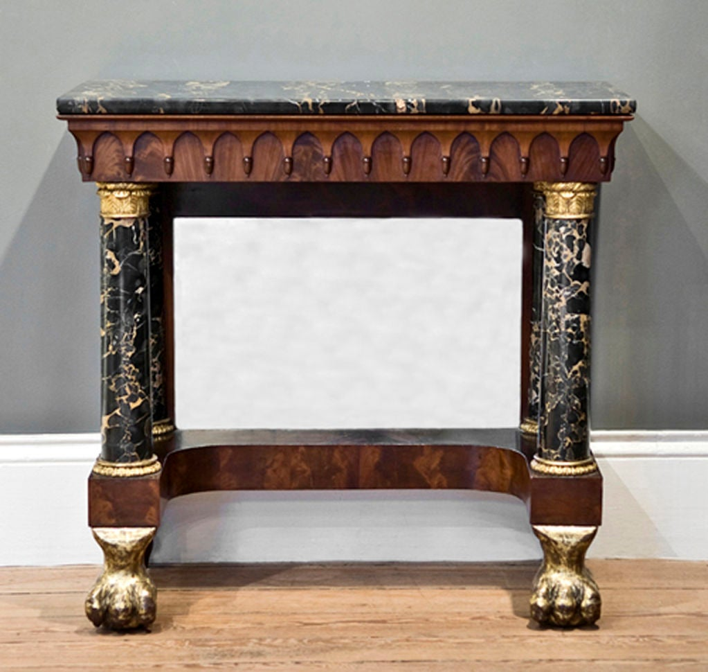 Pair of New York Console Tables 2