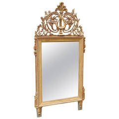 Late 18th C Italian Neoclassical Mirror