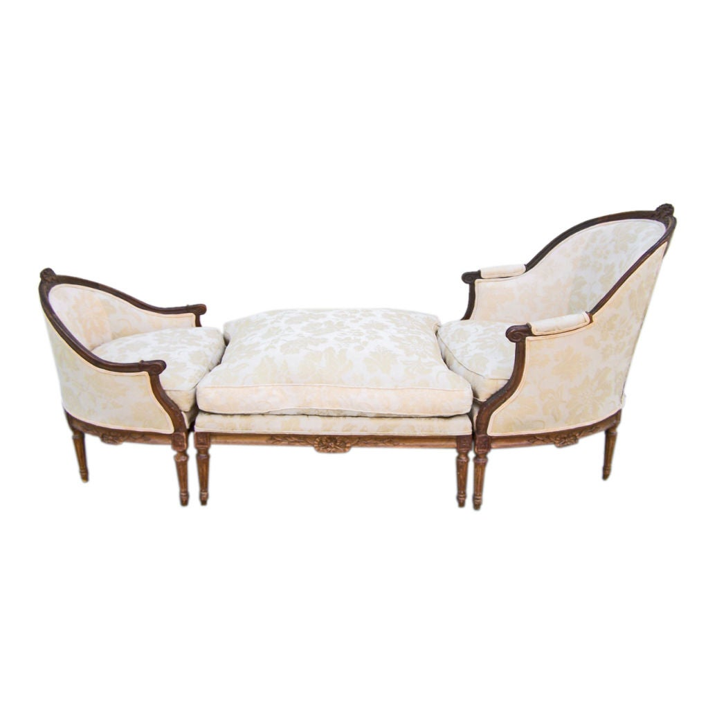French chaise lounge at 1stdibs for Best price chaise lounge