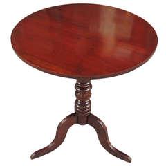 19th Century Jamaican Tea Table