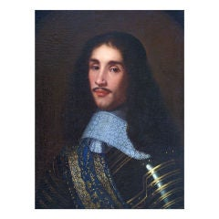 Portrait of a Royal Gentleman  (possibly of the Medici court)