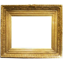 Gilded Period Frame
