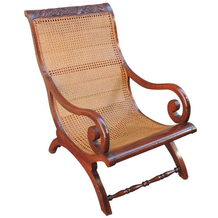 19th century british west indies campeachy chair at 1stdibs