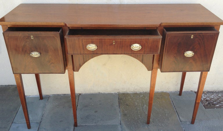 18th Century and Earlier Late 18th century American Sideboard For Sale
