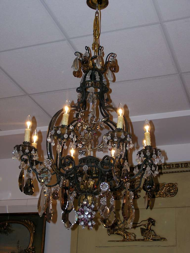 and products iron niermann crystal lights chandelier weeks