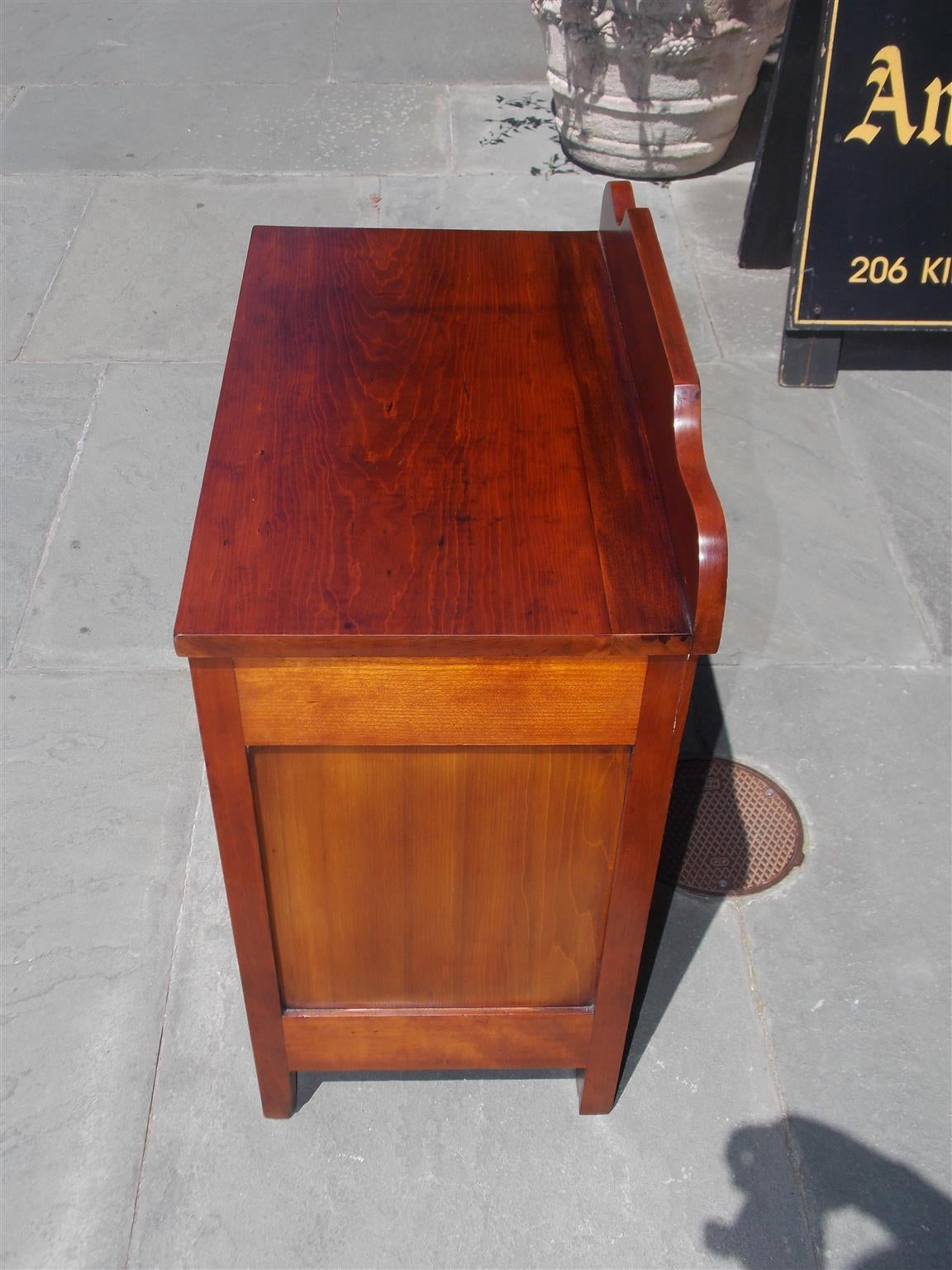 American Cherry Diminutive Chest of Drawers, Circa 1810 For Sale 2