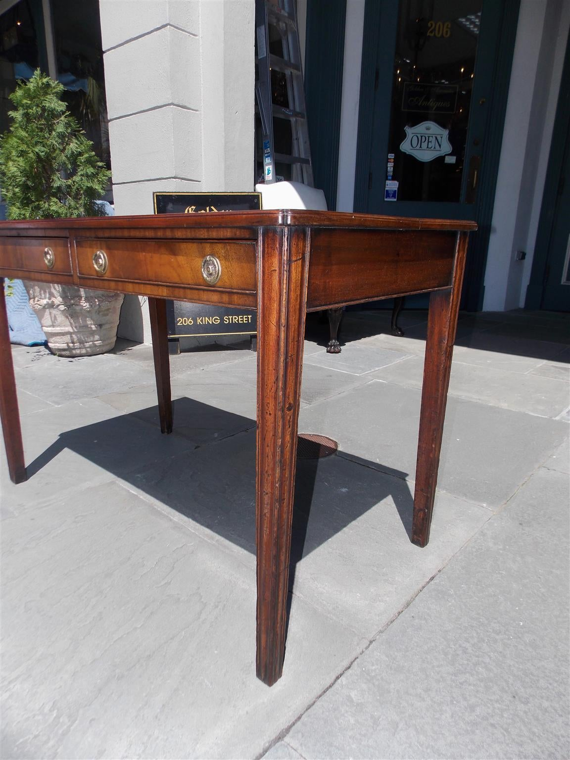 #9F582C Items Similar To English Mahogany Leather Top Writing Desk Circa 1780 with 1152x1536 px of Best Best Writing Desks 15361152 image @ avoidforclosure.info