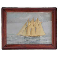 American Maritime Painting (Thomas H. Willis )