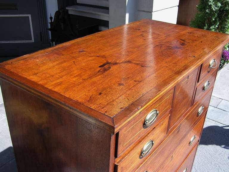 American Walnut Chest of Drawers For Sale 3