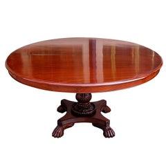 Caribbean Center Table ( Barbados )
