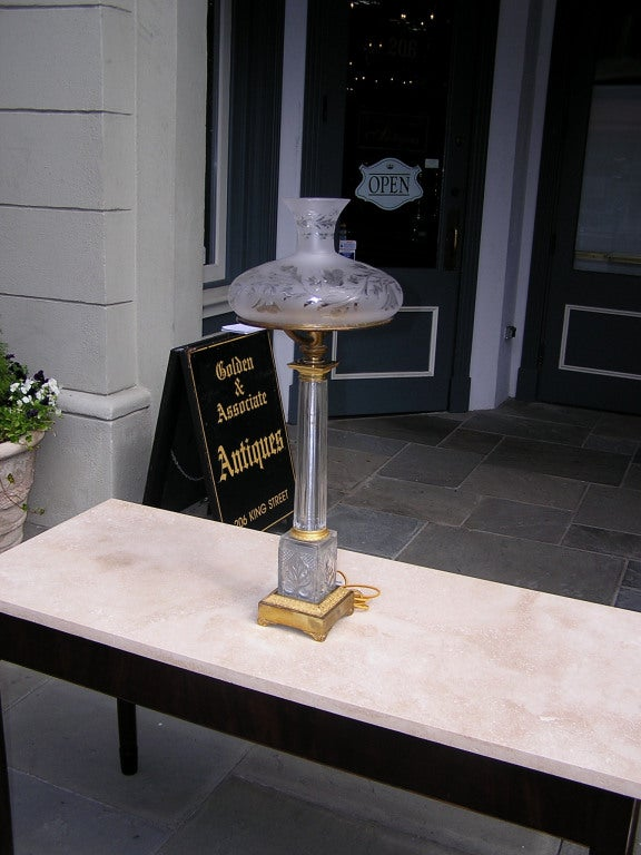 French Sinumbra Table Lamp For Sale At 1stdibs