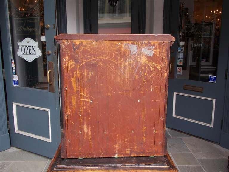 English Mahogany Campaign Medical Box. Circa 1830 For Sale 5